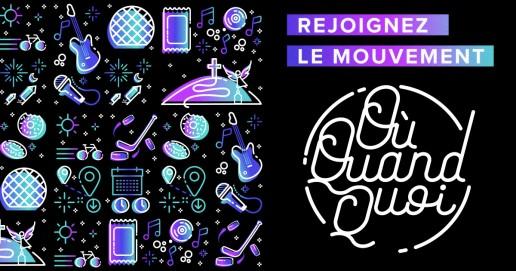 OuQuandQuoi.ca Rejoignez le mouvement