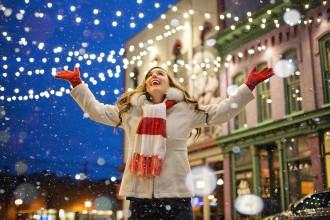 Temps des fêtes célébré en grand à Montréal